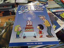 CEDRIC N° 30 TBE DUPUIS