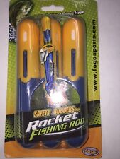 NEW | 3pc Safety Bobbers for Rocket Fishing Rod by Spin Master | VHTF Rare