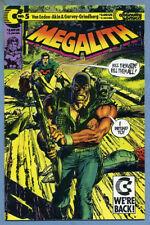 Megalith #5 1991 Neal Adams Trevor Von Eeden Mike Nasser Continuity Comics
