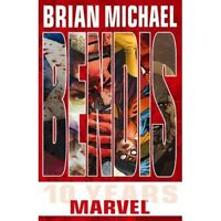 Brian Michael Bendis: 10 Years at Marvel TPB - Marvel