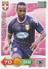 SIDNEY GOVOU # EVIAN THONON GAILLARD.FC ETG CARD PANINI ADRENALYN 2012