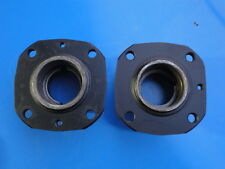 CLASSIC MINI REAR HUBS-BEARING CARRIERS FOR TRAILERS-BUGGY-COOPER-ROVER-AUSTIN