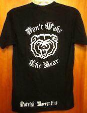 PATRICK BARRENTINE Cincinnati small T shirt MMA fighter Ohio tee Uwilltap