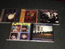 COWBOY JUNKIES CD-Sammlung 5CD CASES ARE NEW Bundle Lot Neil Young Giant Sand