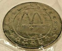 VERY RARE McDonald's Coin From The 1990's - FACTORY SEALED!!