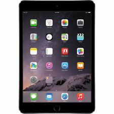 "Apple iPad Mini 3 7.9"" 64GB Wi-Fi - Space Gray (MGGQ2LL/A)"