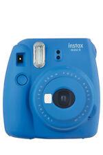 NEW Fujifilm Instax Mini 9 Instant camera - Cobalt Blue