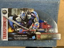 TRANSFORMERS THE LAST KNIGHT VOYAGER OPTIMUS PRIME HASBRO SDCC 2017 EXCLUSIVE