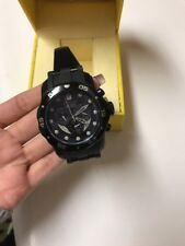 Invicta Mens 6986 Pro Diver Collection Chronograph Black Watch