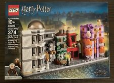 LEGO Harry Potter Diagon Alley Micro Build  (40289) Limited Edition New & sealed