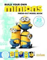 Build Your Own Minions Press-Out Model Book, Centum Books Ltd, New