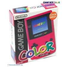 Nintendo GameBoy Color - Konsole #Rosa/Pink/Red/Berry JAP mit OVP NEUWERTIG