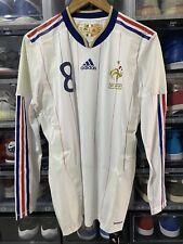 Adidas France Gourcuff Player Issue Techfit Away Jersey/shirt World Cup 2010