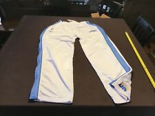 Denver Nuggets courtside game issued Authentic Reebok Pants size XL tall