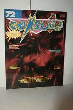 RIVISTA CONSOLE MANIA ANNO 8 NUMERO 72 MARZO 1998 USATA ED ITA VBC 51386