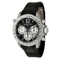 RAYMOND WEIL NABUCCO AUTOMATIC CHRONO TITANIUM MEN'S WATCH 7700-TIR-05207 NEW