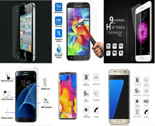 tempered glass screen protector for iphone 5/6/6 plus - galaxy s5/s6/s7/note 4/5