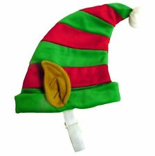 Outward Hound Kyjen 30034 Dog Elf Hat Holiday & Christmas Pet Accessory, Medium