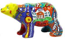 Buddy Bear Berlín squares amigo Klein nuevo más colorido oso 6cm Berliner souvenir