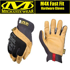 Mechanix M4X Fastfit Easy-On Mecahnic Workmen Hardware Glove FREE UK DELIVERY