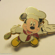 Disney Pin 66750 WOD NYC Mickey Mouse Broadway Chef Pin