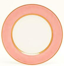 Renaissance Peach by Fitz and Floyd fine China Dinner Plate , 10""