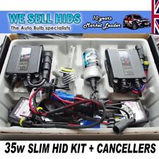 H8 XENON HID CONVERSION KIT CANBUS FOG LIGHTS SEAT VW GOLF MK5 R32 A4 A3 A6 TDI