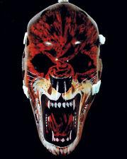 Goalie Mask of Gilles Gratton New York Rangers 8x10 Photo