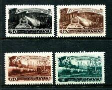 Russia 1280-1283, MNH, Coal Mine 5-year plan 1948. x22515