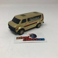Chevy Van 50th Superfast * Matchbox Diorama LOOSE 1:64 * F670