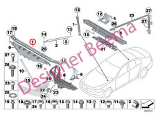 BMW 5/' Series F07 F11 Rear Underpanelling Cover JS