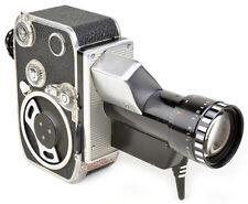 Filmkamera BOLEX Zoom Reflex P1 mit SOM BERTHIOT PAN CINOR 1:1,9 f=8-40 KOMPLETT