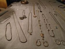 HUGE Lot of Quality Gold/Silver Tone Jewelry 4 Signed Germany Korea Noia #44