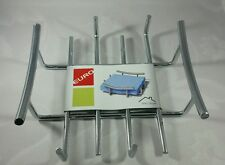 NAPKIN HOLDER, CHROME SPECTRUM, 50370 EURO FLAT, MODERN DESIGN, NEW W/ORIG. TAG.
