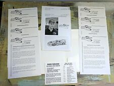 2001 Ruhlman Motorsports Trans-Am Series Media Kit Press Releases Randy Ruhlman