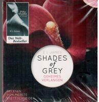 E.L. James - Shades of Grey - Teil 1 - Geheimes Verlangen - mp3 (2CD) - NEU OVP