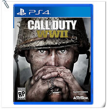 PS4 Call of Duty: WWII SONY Shooting Games Activision