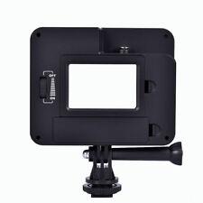 80 LED Ring Licht Panel Beleuchtung Videoleuchte für GoPro Hero 4 Action Kamera