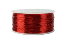 Temco Magnet Wire 26 Awg Gauge Enameled Copper 1lb 155c 1258ft Coil Winding