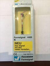 More details for viessmann 4400 n semaphore home signal single arm