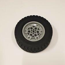 (018-14) LEGO® Model Team Reifen Räder Black Cat für Set 5571