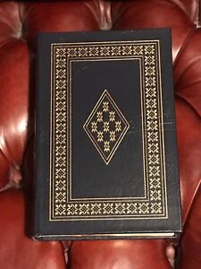 All The Best, George Bush SIGNED FIRST EDITION Easton Press Leather