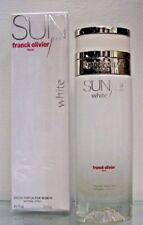 SUN JAVA WHITE FOR WOMAN BY FRANCK OLIVIER 2.5 OZ. EDP WOMEN'S PERFUME - NIB