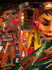 Wind Tunnel Light for Funhouse Pinball - Interactive with Game Play