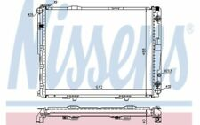 NISSENS Radiador, refrigeración del motor MERCEDES-BENZ CLASE E 62762A