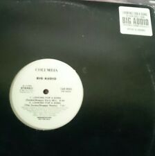 Looking for a song Big Audio           LP Record