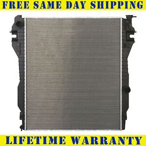 Radiator For 2010-2012 Dodge Ram 2500 3500 4500 5500 6.7L Fast Free Shipping