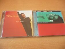 2 CD SET RANDY CRAWFORD: Play Mode + Naked and True