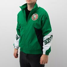 Mitchell & Ness NBA Boston Celtics Midseason Windbreaker 2.0 FLZPMG18039-BCEKYGN
