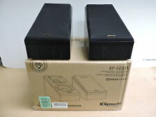 Klipsch RP-500SA Reference Premiere Dolby Atmos Speakers - Pair (Ebony)